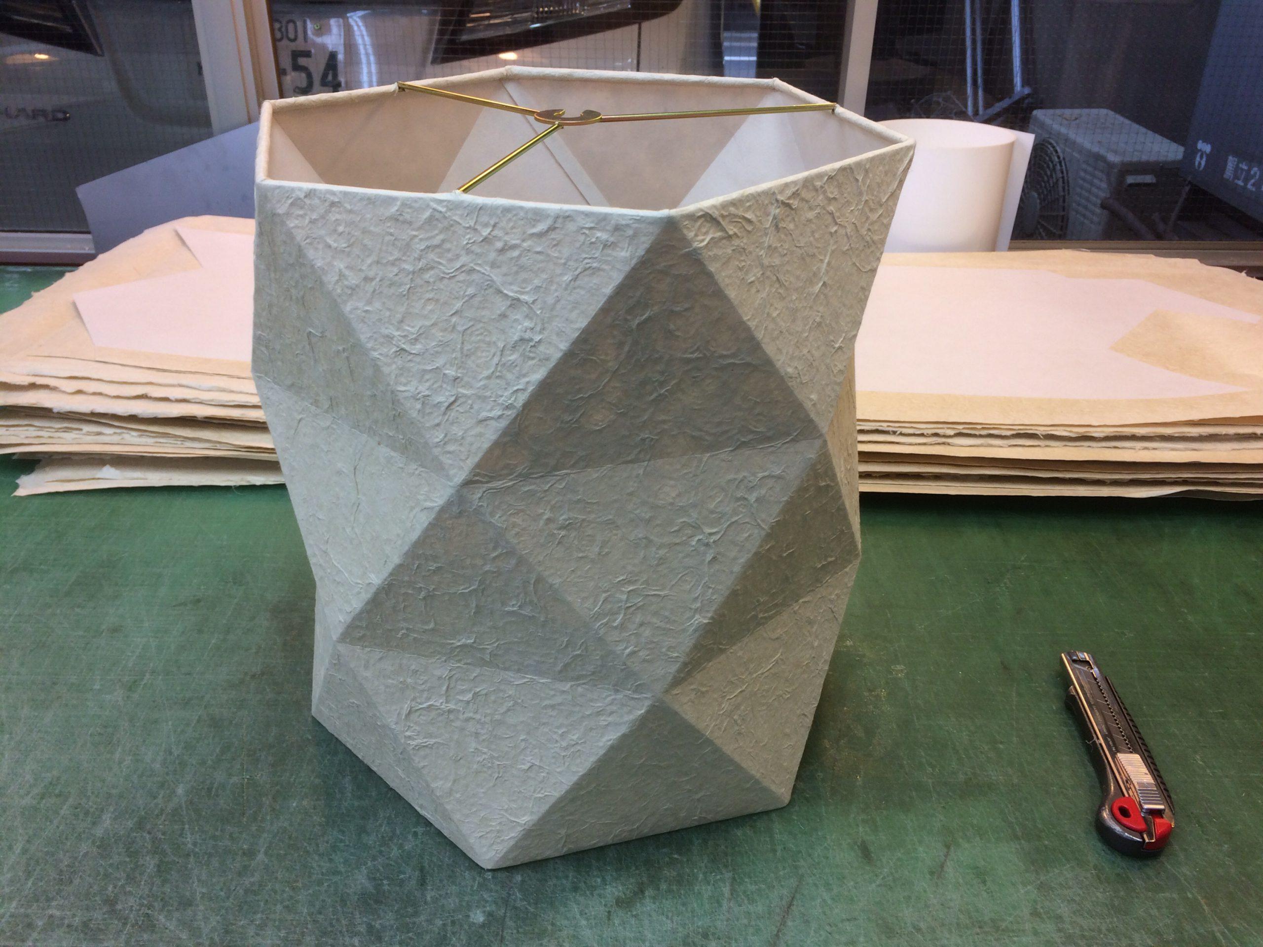 多角形シェード