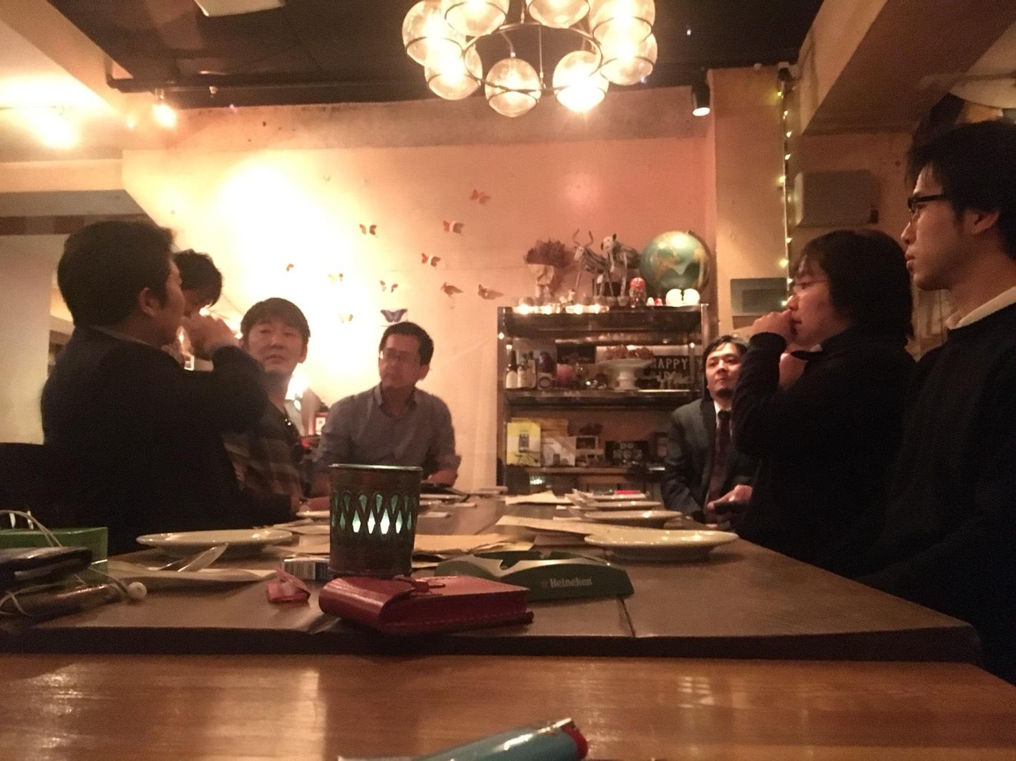 TOKYOFAMILYRESTAURANT内観