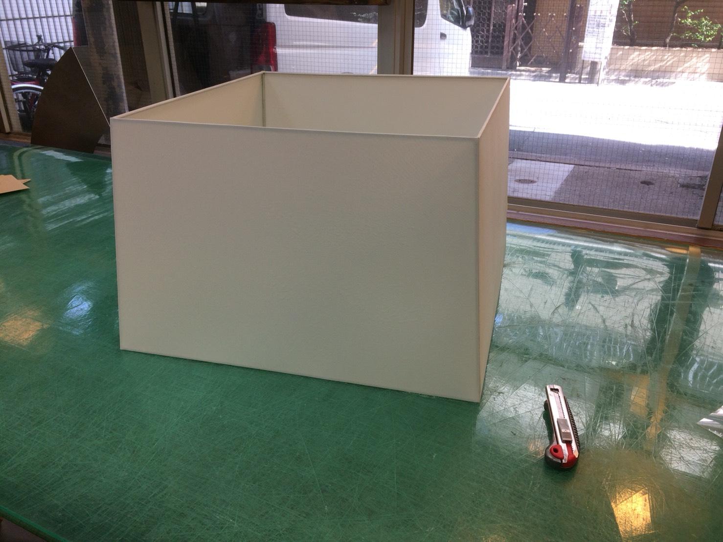 箱型フロアシェード