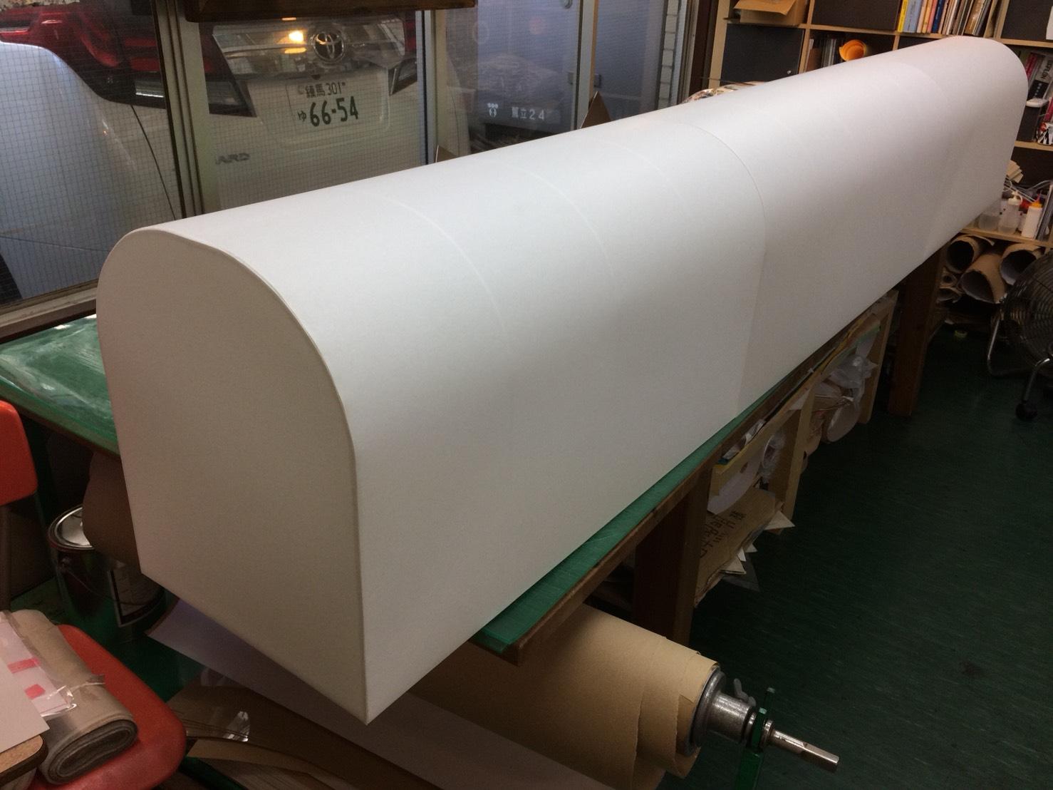 和紙張りランプシェード